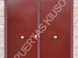 PUERTAS KIUSO Windows & doorsDoors