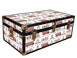 Trunks and tuck boxes:   by Milly Green