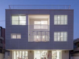 스마트건축사사무소 Modern houses