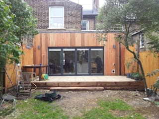 Kitchen Extension par Citi Construction & Developments Ltd Moderne