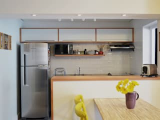 Cocinas modernas de Mmaverick Arquitetura Moderno
