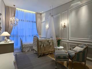Ana Paula Carneiro Arquitetura e Interiores Dormitorios infantiles de estilo clásico
