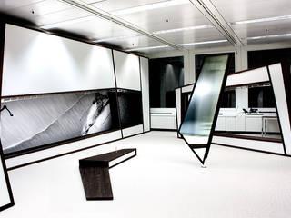 Showroom TMC Oerlikon SAMKO Moderne Geschäftsräume & Stores