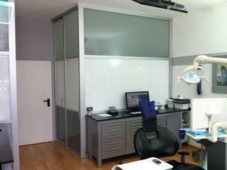 Raum in Raum Lösung:  Praxen von CS interior solutions