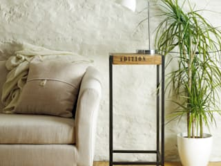 The Urban Chic Industrial Furniture Range: industrial  by Big Blu Furniture, Industrial