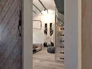 Дизайн проект загородного дома: Спальни в . Автор – Cтудия 'ART Story'