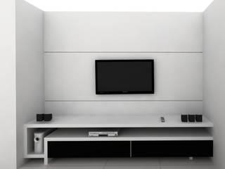 Apartamento Sion: modern  by Luiza Pacheco Arquitetura, Modern