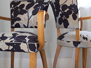 French Bridge Chairs :   by Kiki Voltaire