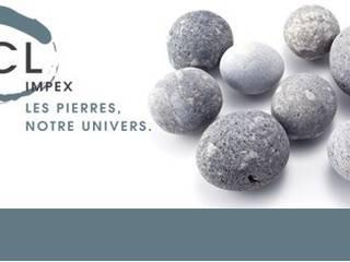 Galets décoratifs et pierres naturelles par DCL IMPEX Asiatique