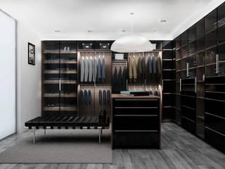 Citlali Villarreal Interiorismo & Diseño Dressing moderne