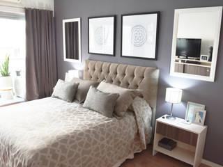 Modern Bedroom by Nicolas Pierry: Diseño y Decoración de Interiores Modern