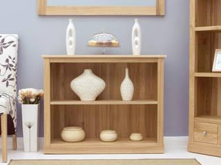 Our Mobel Oak Furniture range Big Blu Furniture Living roomStorage