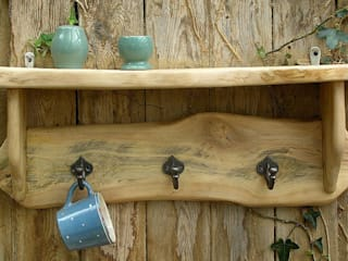 Sycamore Shelf : rustic  by Seagirl and Magpie, Rustic