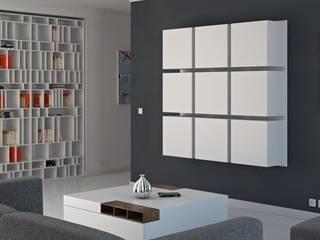 Le Pukka Concept Store Living roomShelves