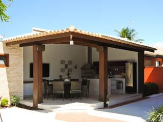 Argollo & Martins | Arquitetos Associados 泳池