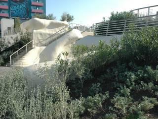 Jardines mediterráneos de Mariani & Associati Architetti Mediterráneo