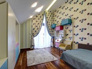 Дом в Пестово: Детские комнаты в . Автор – Технологии дизайна, Классический
