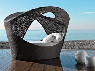 Outdoor Furniture : tropical  by Urbansuitehome, Tropical
