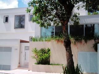 Houses by Kika Prata Arquitetura e Interiores., Modern