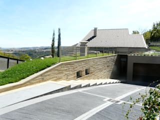 Casas modernas por Astudioarchitetti Moderno