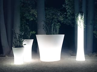 Jardinières lumineuses:  de style  par JARDINCHIC.COM