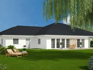 Bungalow Exlusive Moderne Häuser von Siegerland Massivhaus GmbH&Co.KG Modern