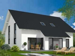 Landhaus Landhäuser von Siegerland Massivhaus GmbH&Co.KG Landhaus