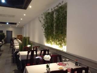 Gramil Interiorismo II - Decoradores y diseñadores de interiores アジア風レストラン