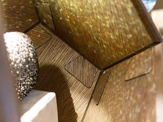 Janeke accessories Spazi commerciali in stile minimalista di Wood-Skin® Minimalista