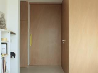 Minimalist study/office by UAIG | Ufficio Architettura Interni Grammauta Minimalist