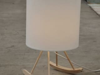 ROCKING LAMP - YOUNG & BATTAGLIA par Flash Design Store Éclectique