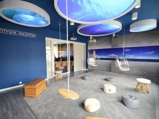 Morskie Opowieści od Arkadiusz Grzędzicki projektowanie wnętrz Nowoczesny