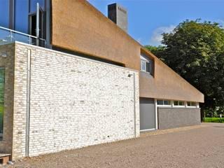 Woonhuis te Aarlanderveen:  Huizen door SEP  Blauwdruk architecten, Landelijk