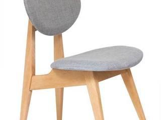 krzesło | szara perła od Magiel Minimalistyczny