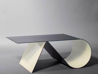 Table basse Goupille par Coco Steel Éclectique