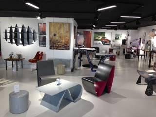 Galerie / Magasin par Coco Steel Moderne