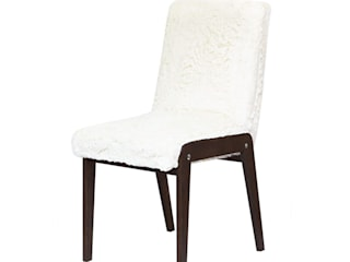 krzesło | biały miś: styl , w kategorii  zaprojektowany przez Magiel,