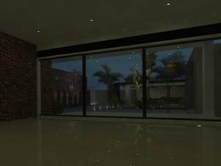 casa #495 Comedores modernos de Taller R arquitectura Moderno