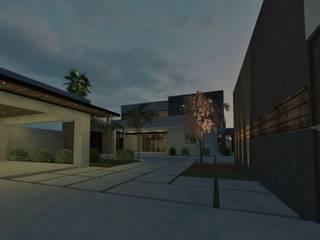 casa #495 Casas modernas de Taller R arquitectura Moderno