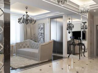 Modern living room by Частный дизайнер и декоратор Девятайкина Софья Modern
