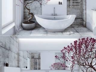 Ev TAdilatları – #Merkezİlçedekorasyon:  tarz Banyo