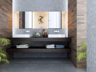 Ev TAdilatları Asian style bathroom