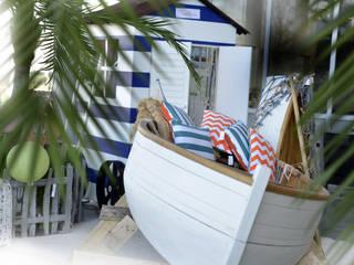 At the Beach van Groothandel in decoratie en lifestyle artikelen Mediterraan