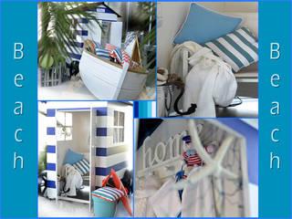 At the Beach Mediterrane evenementenlocaties van Groothandel in decoratie en lifestyle artikelen Mediterraan