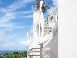 PDV studio di progettazione Koridor & Tangga Gaya Mediteran