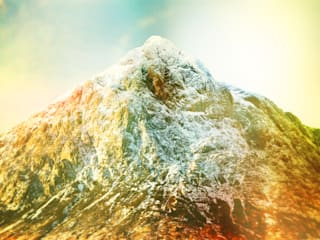 Charles Emerson - Buachaille Etive Mòr I - Photographic Print - 85 x 60 cm - £360:   by Antlers Gallery