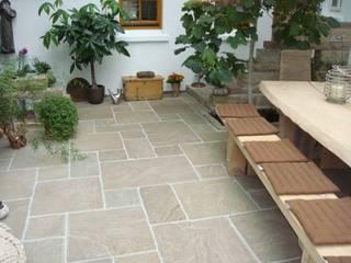 Terrassengestaltung:  Terrasse von Alois Wilken GmbH