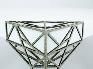 """""""LACK"""" TISCH 2.0: industriell  von Julien Schaab,Industrial"""