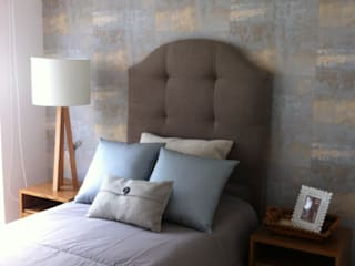 Bedroom by MINT INTERIORISMO