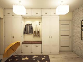 Corridor & hallway by tatarintsevadesign, Classic